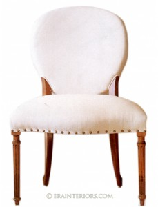Doric chair by ERA Interiors