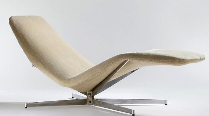 Pierre Guariche chaise lounge