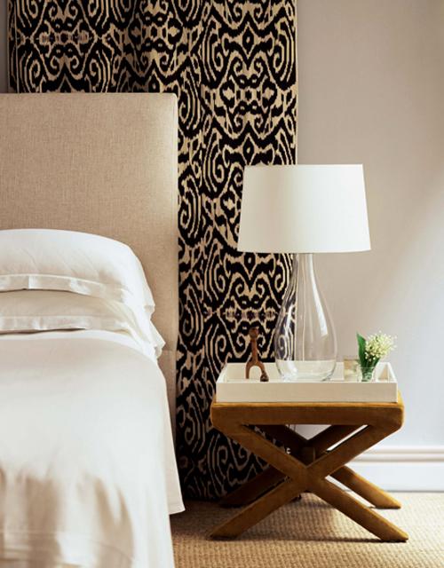 designing with ikat fabrics