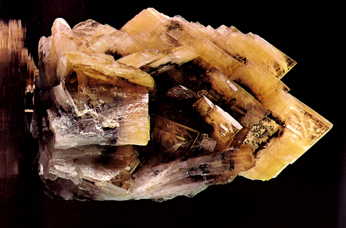 golden barite