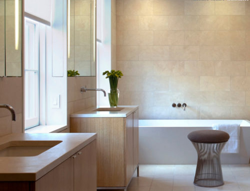 High End Bathroom Design