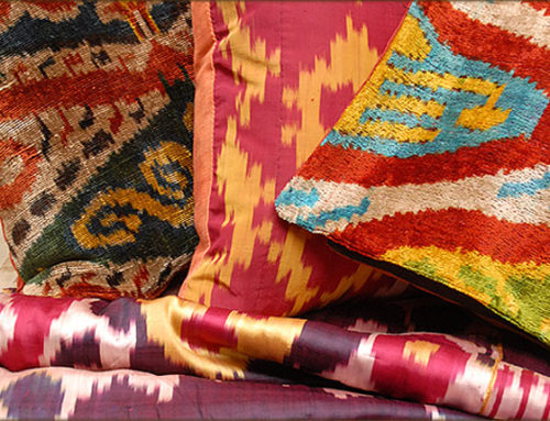 Ikat Patterns