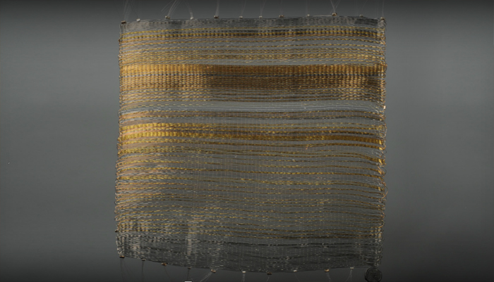 metallic fabric - drapes