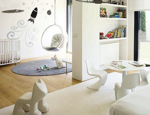 Kid's playroom design